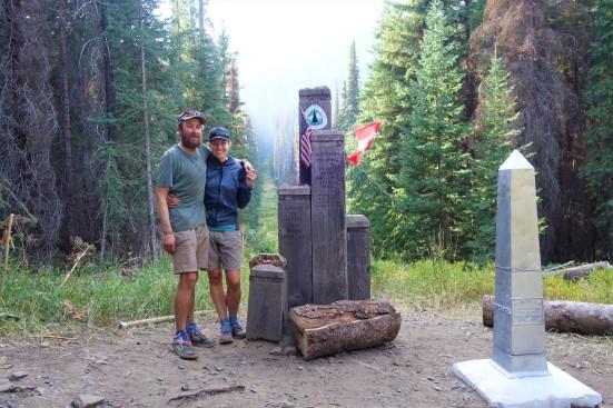 "Trail names: ""Blossom"" and ""Jake Rabbit"""